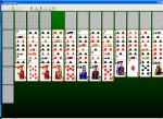 FreeCell Duplex Solitaire