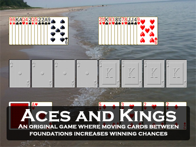 My original game Aces and Kings
